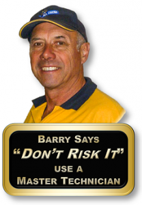 Barry Stewart Master Technician